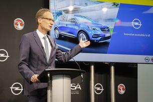 Opel/Vauxhall обяви стратегическия план PACE!