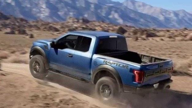 Ford разработва автопилот за офроуд автомобили
