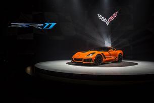Chevrolet представи най-екстремния си Corvette