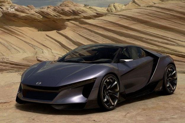 Honda ZSX: Първи снимки и информация