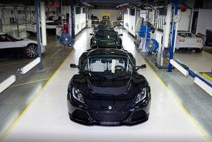 Lotus: Очаквайте SUV и електромобили