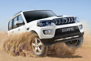 Индийският SUV Mahindra Scorpio добави мощност
