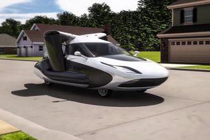 Terrafugia пуска първия летящ автомобил през 2019 г.