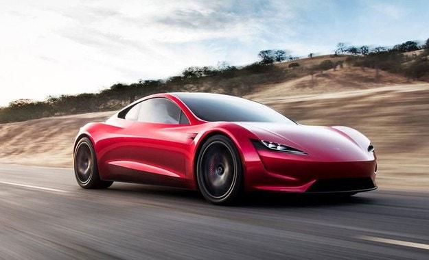 Tesla разработи свръхбърз спортен автомобил