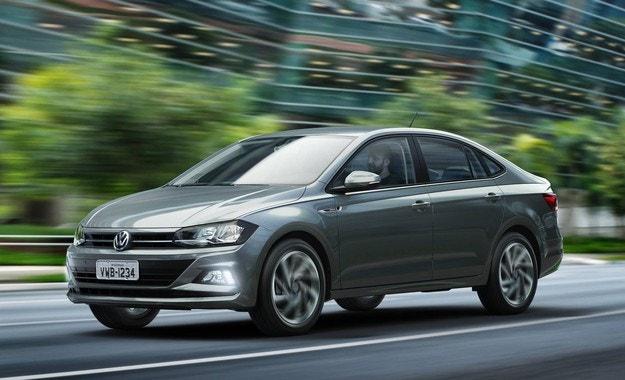 VW представи новото поколение на седана Polo