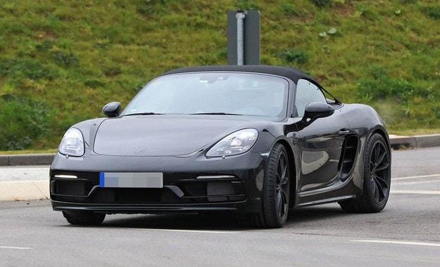 Porsche Boxster Spyder (2018): По-лек и по-мощен