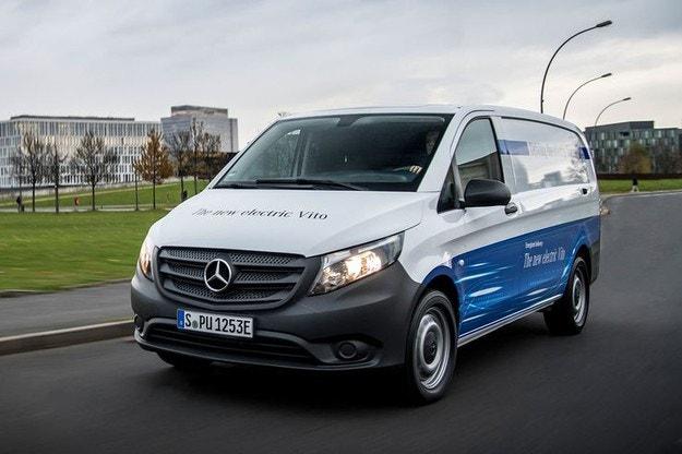 Mercedes e-Vito