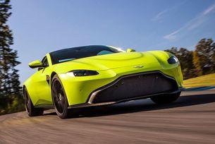 Aston Martin представи състезателна версия на Vantage