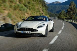 Aston Martin върви към рекордна година