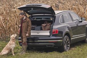 Bentley направи специален Bentayga за ловци