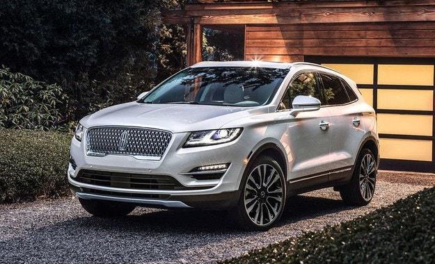 Lincoln MKC 2018: Фейслифт за компактния SUV