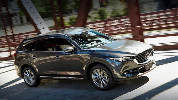 Mazda подготвя нов кросоувър за американския пазар