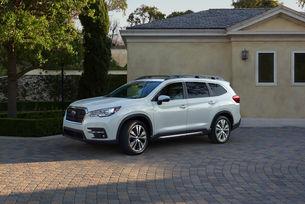 Subaru показа новия кросоувър Ascent