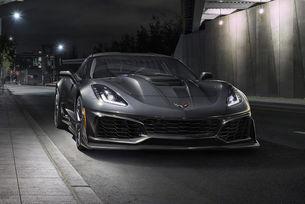 Corvette ZR1: Кабриолетът дебютира в Лос Анжелис