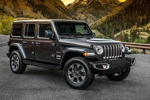 Новият Jeep Wrangler гастролира в Лос Анжелис