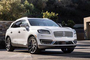 Lincoln смени кросоувъра MKX с модела Nautilus