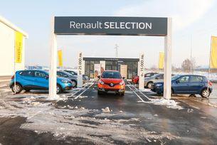 Renault България стартира Renault SELECTION