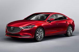 "Mazda представи обновената ""шестица"""