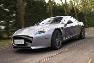 Aston Martin позиционира RapidE като премиум