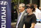 Корейският посланик даде прием в центъра на Hyundai