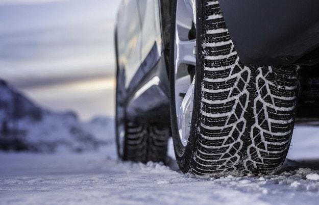 BMW Group използва зимната гума Nokian WR D4