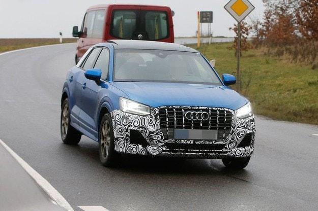 Audi SQ2 (2018): Джуджето SUV като мощна версия