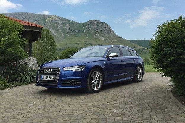 Audi S6 Avant: Нека силата бъде с теб!