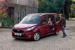 Обновиха Ford Tourneo и Transit за 2018