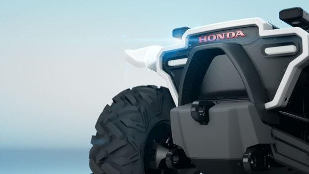 Honda представя проекта 3E Robotics на CES 2018
