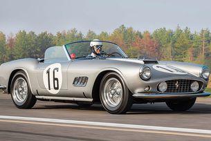 Продадоха спортен роудстър Ferrari за 18 млн. долара