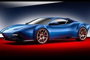 Бившият шеф на Lotus направи ретро суперавтомобил