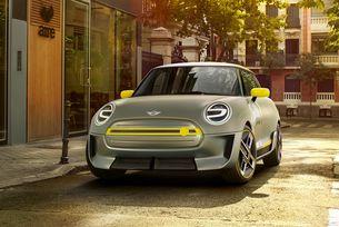 Автомобилите MINI ще получат модифицирано лого