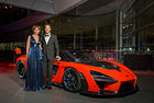 Продадоха на търг McLaren Senna № 500