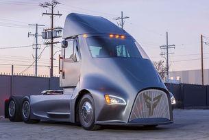 В САЩ представиха конкурент на камиона на Tesla