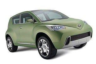 Toyota IQ & Urban Cruiser