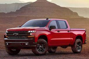 Chevrolet обнови пикапа Silverado