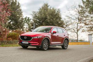 Mazda CX-5: Еволюция на духа