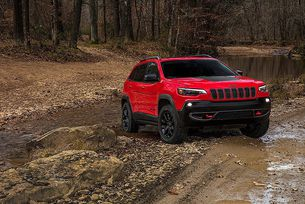 Обновеният Jeep Cherokee дебютира в Детройт