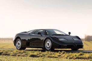 Продават през януари догодина Bugatti EB110 GT