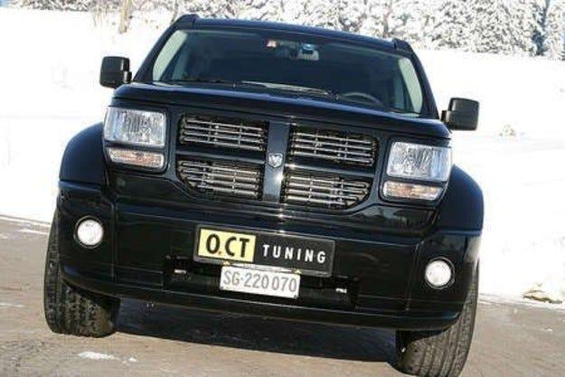 O.CT Tuning Dodge Nitro