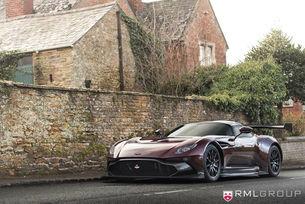 Запознайте се с първия пътен Aston Martin Vulcan