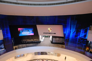 Porsche откри стотния търговски център в Китай