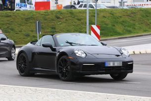 Porsche 911 Cabrio: Откритият модел идва през 2018