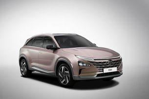 Hyundai представя нов автомобил с горивни клетки
