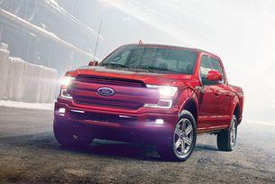 Ford F-150 (2018): Фейслифт и дизел за пикапа