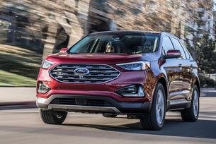 Ford добави мощност на кросоувъра Edge