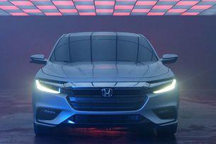 Honda показа предвестник на нов хибриден седан