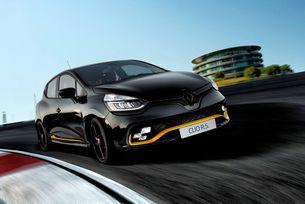 Renault Clio RS със спецверсия в чест на Формула 1