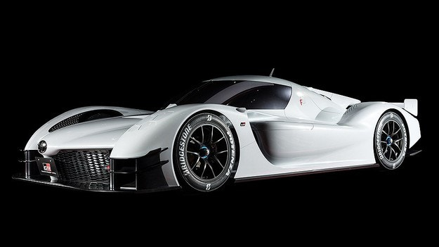 Toyota разкри суперавтомобила GR Super Super Concept