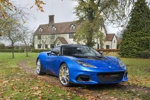 Представиха новия Lotus Evora GT410 Sport
